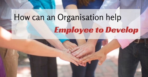 organization help employee development