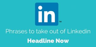 phrases to take out linkedin