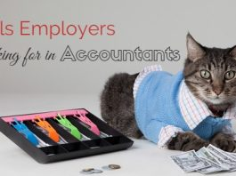 skills employers looking in accountants