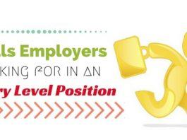 skills for entry level position