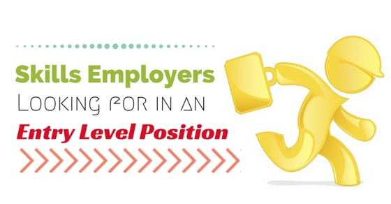 skills for entry level position