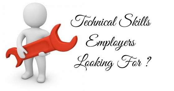 technical skills employers look