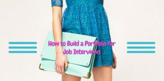 Build Portfolio for Interviews