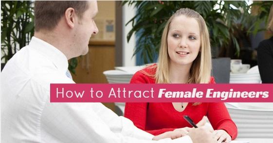 How Attract Women Engineers