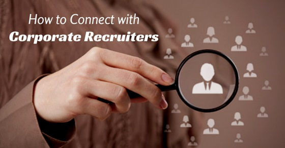 How Connect Corporate Recruiters