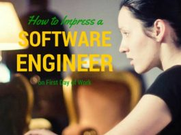 How Impress Software Engineer