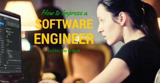 How Impress Software Engineer