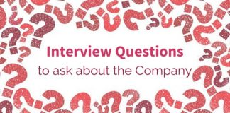 Interview Questions about company