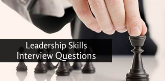 Leadership Skills Interview Questions