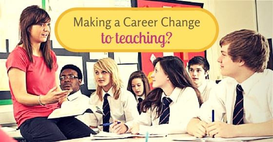 Making Career Change Teaching