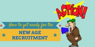 New Age Recruitment Practices