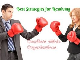 Organizational Conflict Resolution Strategies