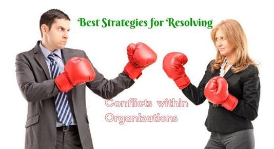 Organizational Conflict Resolution Strategies