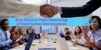 Taking Ownership of Career