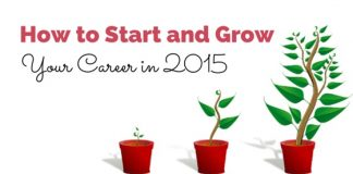 how grow your career 2015