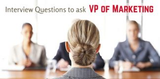 interview questions for marketing vp