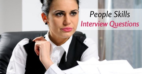 people skills interview questions