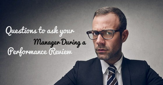 performance review questions for managers
