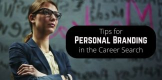 personal branding in job search