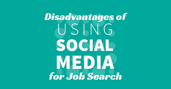 using social media in a job With the ascendance of casual and professional social media websites with numbers of users in the hundreds of millions worldwide, using these networks as corporate recruiting tools is a free.