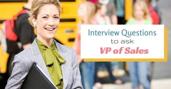 vp sales interview questions