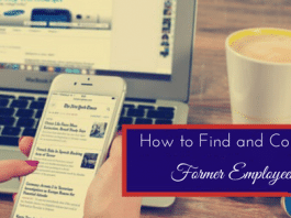 How to Find and Contact Former Employees Easily