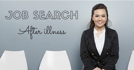 Job Search after illness