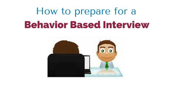 Prepare Behavior Based Interview