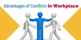 advantages of workplace conflicts