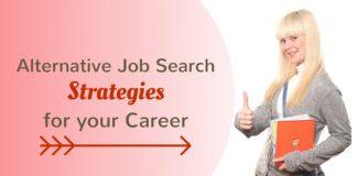 alternative job search strategies