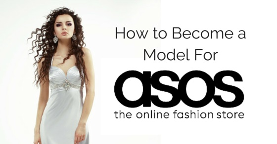 become model for asos