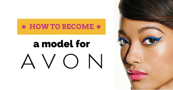 become model for avon