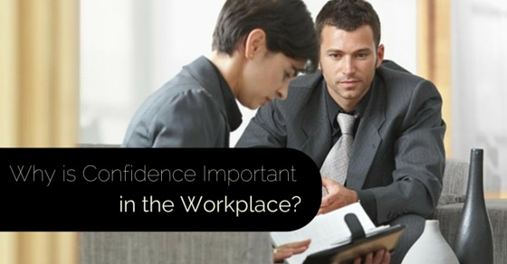 confidence important in workplace