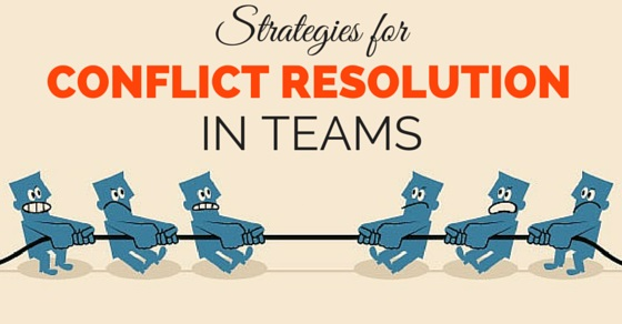 conflict resolution in teams