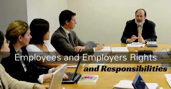 employer employee rights responsibilities