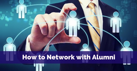 how network with alumni