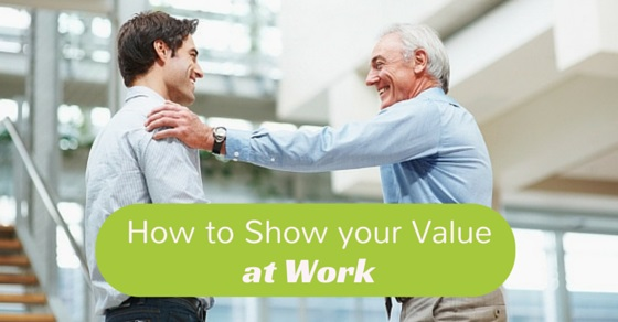 how show value at work