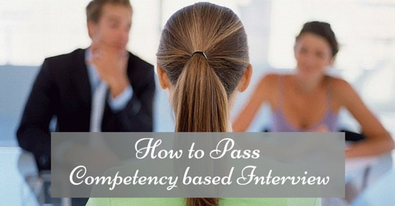 pass competency based interview