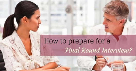 prepare final round interview