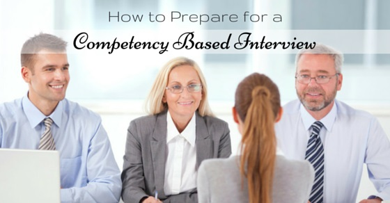 prepare for competency interview