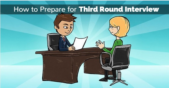 prepare third round interview