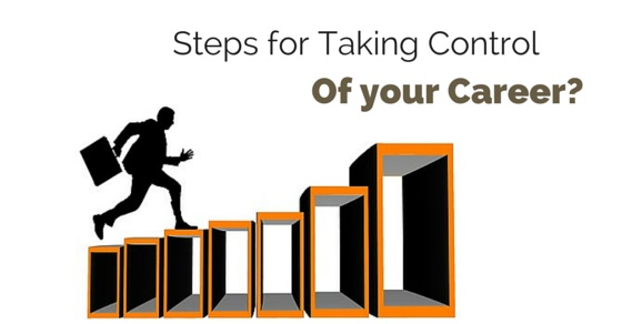 taking control of your career