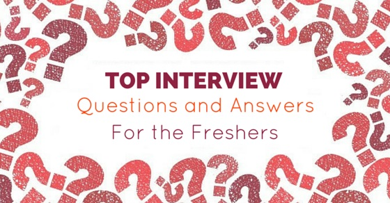 top interview questions answers