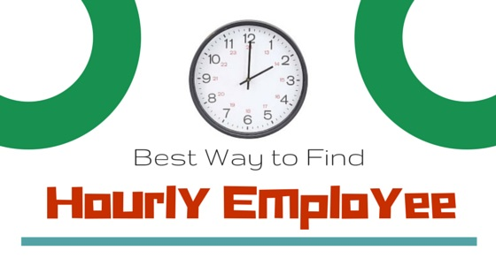 way to find hourly employee