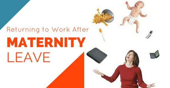 Work after maternity leave for Going back to work after maternity leave letter template