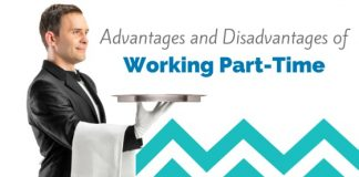 working part time advantages disadvantages