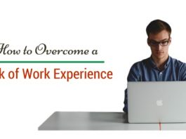 Overcome Lack of Work Experience