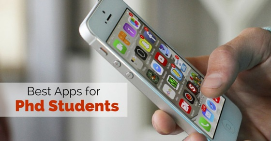 apps for phd students