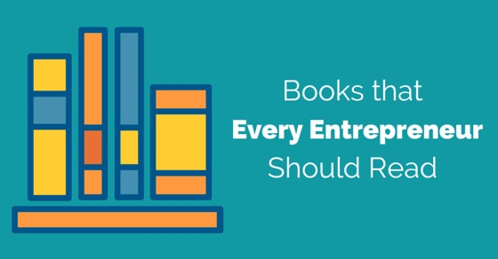 books entrepreneur should read