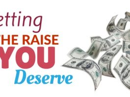 getting raise you deserve